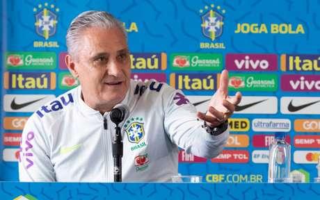 Tite convocará Seleção nesta sexta-feira | (Foto: Lucas Figueiredo/CBF)