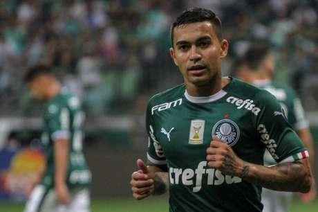 Dudu é quem mais sofreu falta e deu assistência e cruzamento no Brasileiro (Guilherme Rodrigues/My Photo Press)
