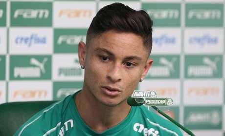 Diogo Barbosa ressalta qualidade dos elencos de Flamengo e Palmeiras (Cesar Greco/Agência Palmeiras/Divulgação)