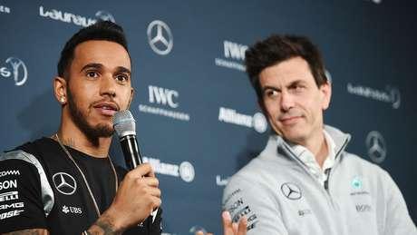 Hamilton 'aberto' para a Fórmula E, diz Toto Wolff