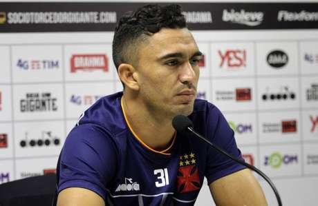 Segundo Raul, o Vasco oscilou na primeira metade do campeonato (Foto: Carlos Gregório/CRVG)
