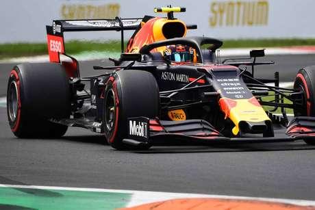 Verstappen buscando marcar o máximo de pontos possíveis