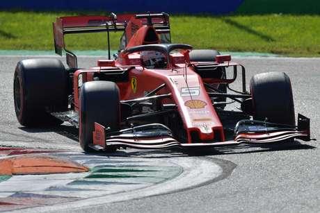 Vettel espera se recuperar em Singapura neste fim de semana