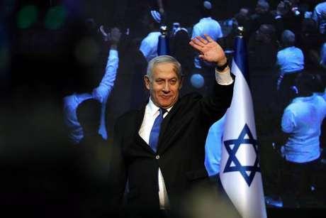Netanyahu corre risco de perder o cargo de primeiro-ministro