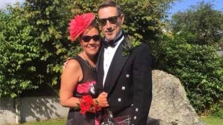 Suzanne diz que o marido, Owen, tem sido 'incrível'