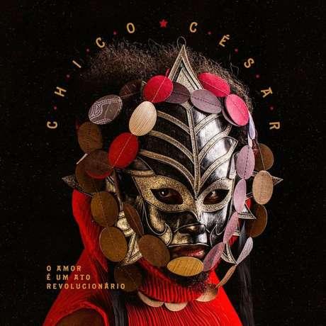 Capa do álbum 'O Amor é um Ato Revolucionário'