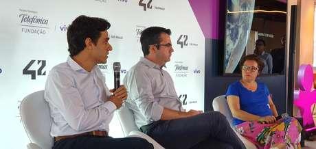 École 42, em parceria com a Fundação Telefônica Vivo, inaugura espaço em São Paulo