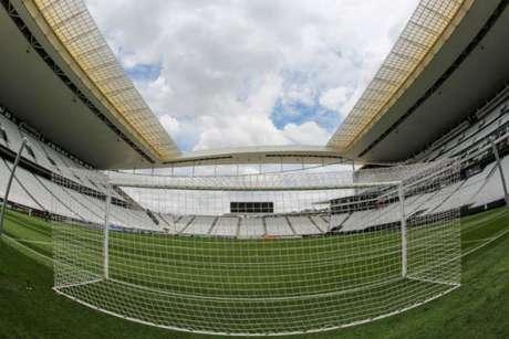 Empresa de limpeza da Arena Corinthians cobra dívida do clube na justiça (Foto: Divulgação)