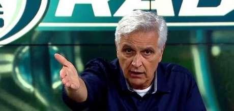 Fábio Sormani é comentarista esportivo na Fox Sports e analisou fase do Flamengo (Reprodução)