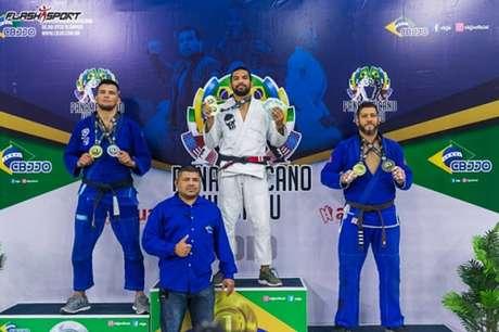 Pan-Americano de Jiu-Jitsu da CBJJO foi realizado no último final de semana, no Rio (Foto: FlashSport)