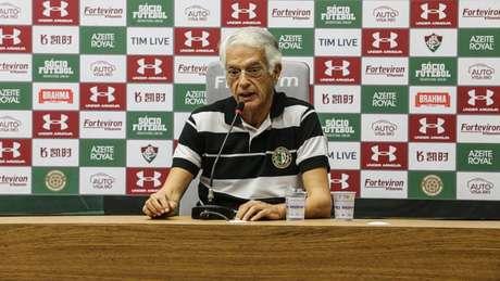 Flu aguarda reposta de Yony González sobre renovação (FOTO: LUCAS MERÇON/ FLUMINENSE FC)