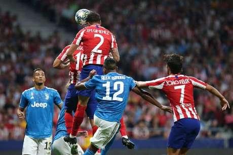 Atlético conseguiu o empate na raça (Foto: Reprodução)