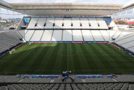 Arena Corinthians.