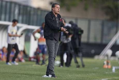 Luxemburgo esboça elenco do Vasco para enfrentar o Athletico-PR (Foto: Rafael Ribeiro/Vasco.com.br)