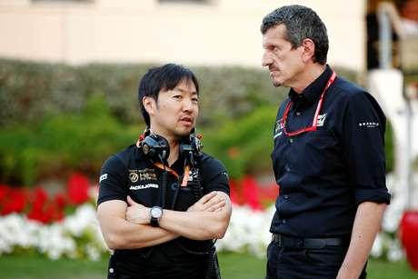 Guenther Steiner admite que a Haas não fez progressos nesta temporada