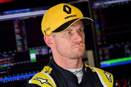 """Sainz: """"Hulkenberg ficaria no grid se dependesse apenas de velocidade"""""""