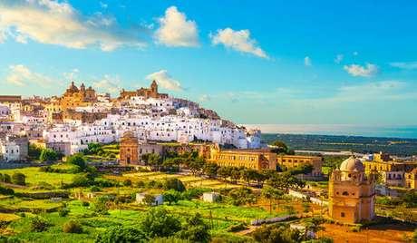 Descubra 7 locais secretos na região italiana da Puglia