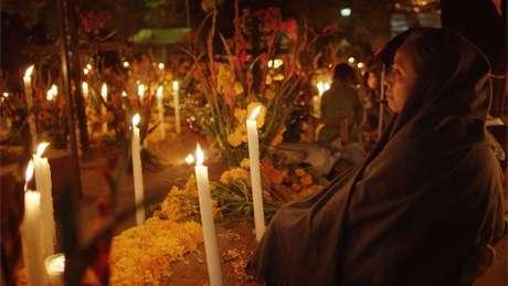 Dia dos Mortos é uma ocasião especial para visitar o México e também Oaxaca