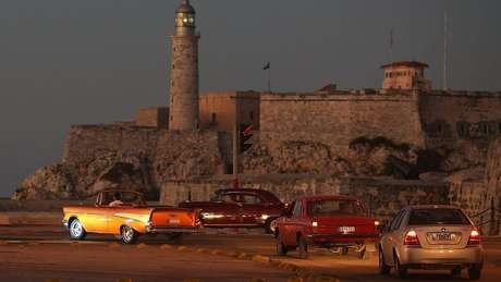 Foi em Habana Vieja que nasceu a capital cubana, há quase 500 anos