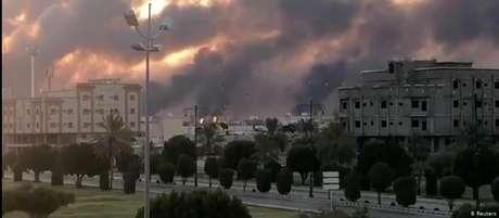 """Riad. """"Ataque de drones só pode ter vindo do Norte"""""""