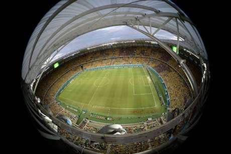 Estádio do Castelão receberá o jogo entre Fortaleza e Palmeiras, no domingo (Foto: AFP)