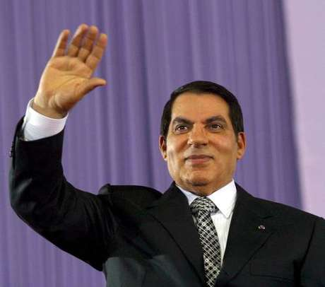Aos 83 anos, morre ex-presidente da Tunísia Ben Ali