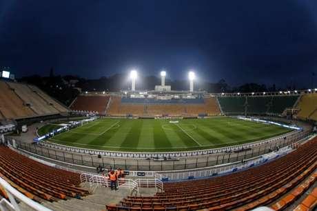 Partida entre Palmeiras e CSA ocorrerá no Pacaembu, na próxima quinta (Ricardo Moreira/Fotoarena/Lancepress!)