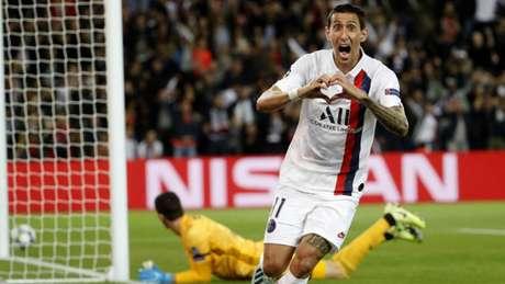 O PSG venceu o Real Madrid, por 3 a 0, na estreia (Foto: AFP)