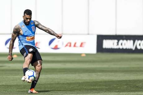 Michel Macedo também desfalcou o Corinthians contra o Del Valle (Foto: Rodrigo Gazzanel/Ag Corinthians)