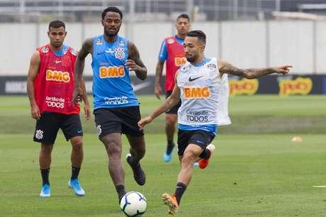 (Foto: Daniel Augusto/ Agência Corinthians)