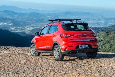 O Argo Trekking é um carro honesto no que se propõe.