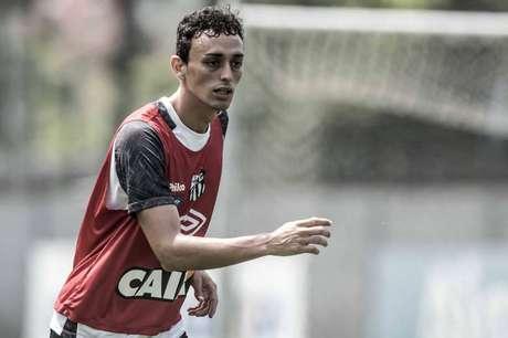 Diego Pituca é dúvida para o confronto contra o Grêmio (Foto: Ivan Storti/Santos FC)