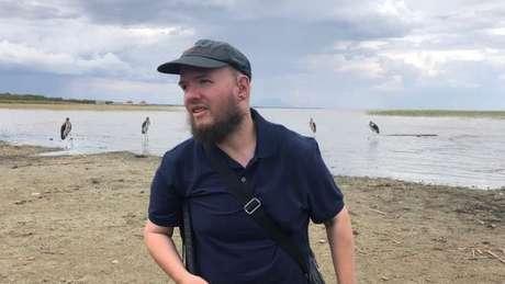 Tony Giles gosta de fugir dos roteiros turísticos tradicionais