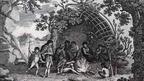 As numerosas fogueiras que a população nativa da Terra da Fogo acendia inspirou Magalhães a nomear assim aquele território ao sul do estreito