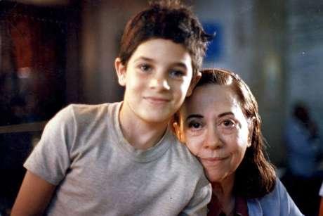 Fernanda Montenegro - 1996: Fernanda Montenegro no filme'Central do Brasil'.