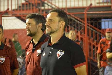 Atlético-GO conseguiu bom resultado fora de casa (Foto: ACG)