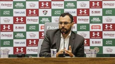 (Foto: Lucas Merçon/ Fluminense)