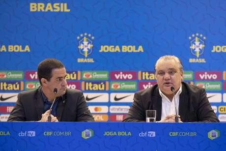 Jardine convocou para amistosos contra Venezuela e Japão (Foto: Lucas Figueiredo/CBF)
