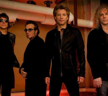 Bon Jovi se apresenta em Recife neste domingo (21)