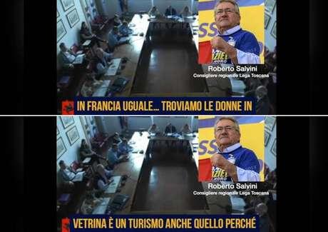 Político propõe colocar 'mulheres em vitrines' na Itália