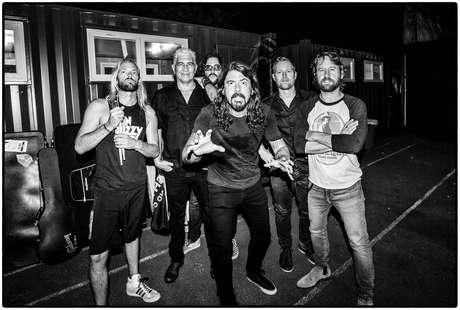 Foo Fighters é um dos headliners do Rock in Rio.