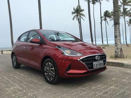 O novo Hyundai HB20 melhorou o conforto e a dinâmica, mas o visual provocou polêmica.