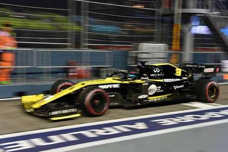 Ricciardo excluído da qualificação após usar MGU-K ilegal