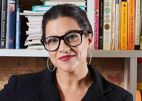 Reshma Saujani éuma das principais ativistas do mundo pela redução da desigualdade de gênero no setor de tecnologia