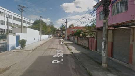 Crime ocorreu em um barna Rua Batista, no bairro da Luz, em Nova Iguaçu (RJ)