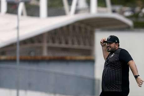 Botafogo não terá Carli, Alex Santana e Diego Souza para a partida deste sábado (Foto: Vítor Silva/Botafogo)