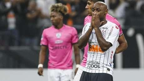 Corinthians vem de um derrota frustrante na Sul-Americana e está sendo cobrado por um melhor desempenho dentro de campo (Ricardo Moreira/Fotoarena/Lancepress!)