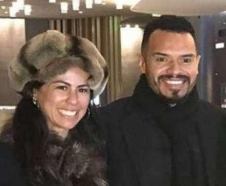 Fernanda tinha 41 anos e deixa além do marido, mais três filhos- (Reprodução;Facebook)
