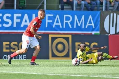 Patrick Vieira é destaque na liga portuguesa (Foto: Divulgação)