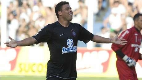 Ronaldo foi o principal jogador do Corinthians em 2009 (Foto: Daniel Augusto Jr/Ag. Corinthians)